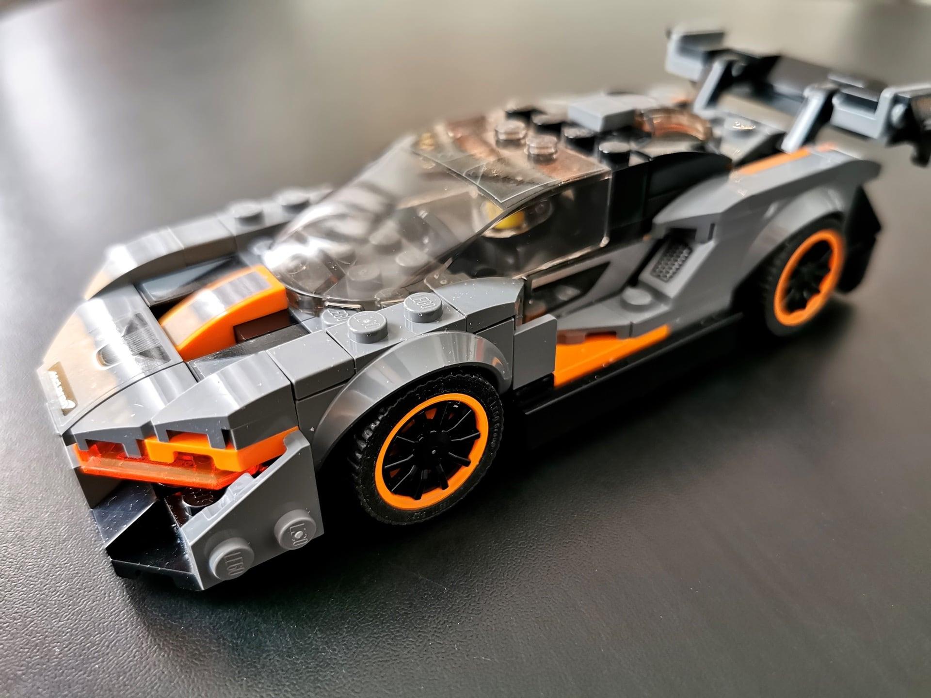 Lego McLaren Senna