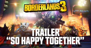 Borderlands 3 trailer happy