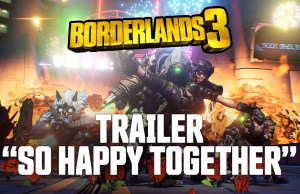 Borderlands 3 trailer happy