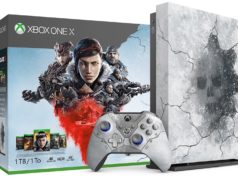 Precommande Xbox One X Gears 5 Collector