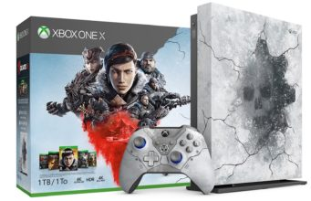 Precommande Xbox One X Gears 5 Collector