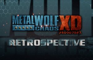 Metal Wolf Chaos XD Xbox PS4