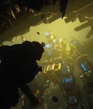 Gears 5 4K screenshot Xbox One X