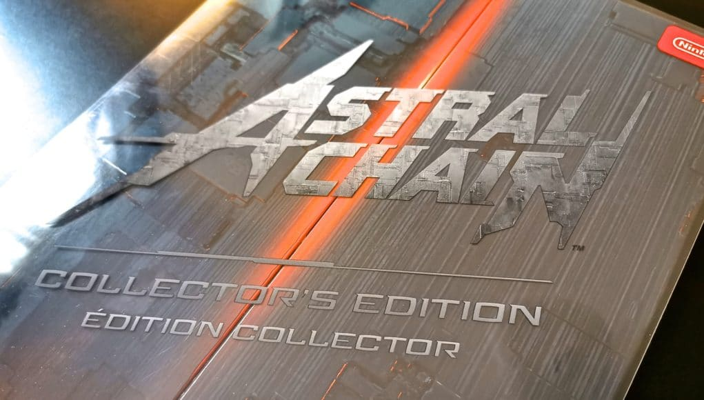 Astral Chain Collector