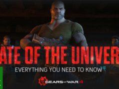 Gears of War Resume Story