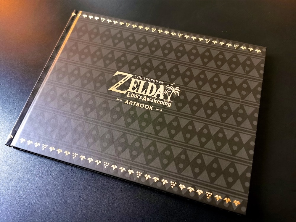 Arrivage Unboxing Zelda Link awakening Collector