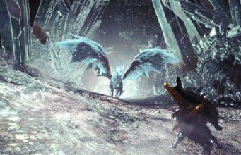 Monster Hunter World Iceborne Xbox One X 4K