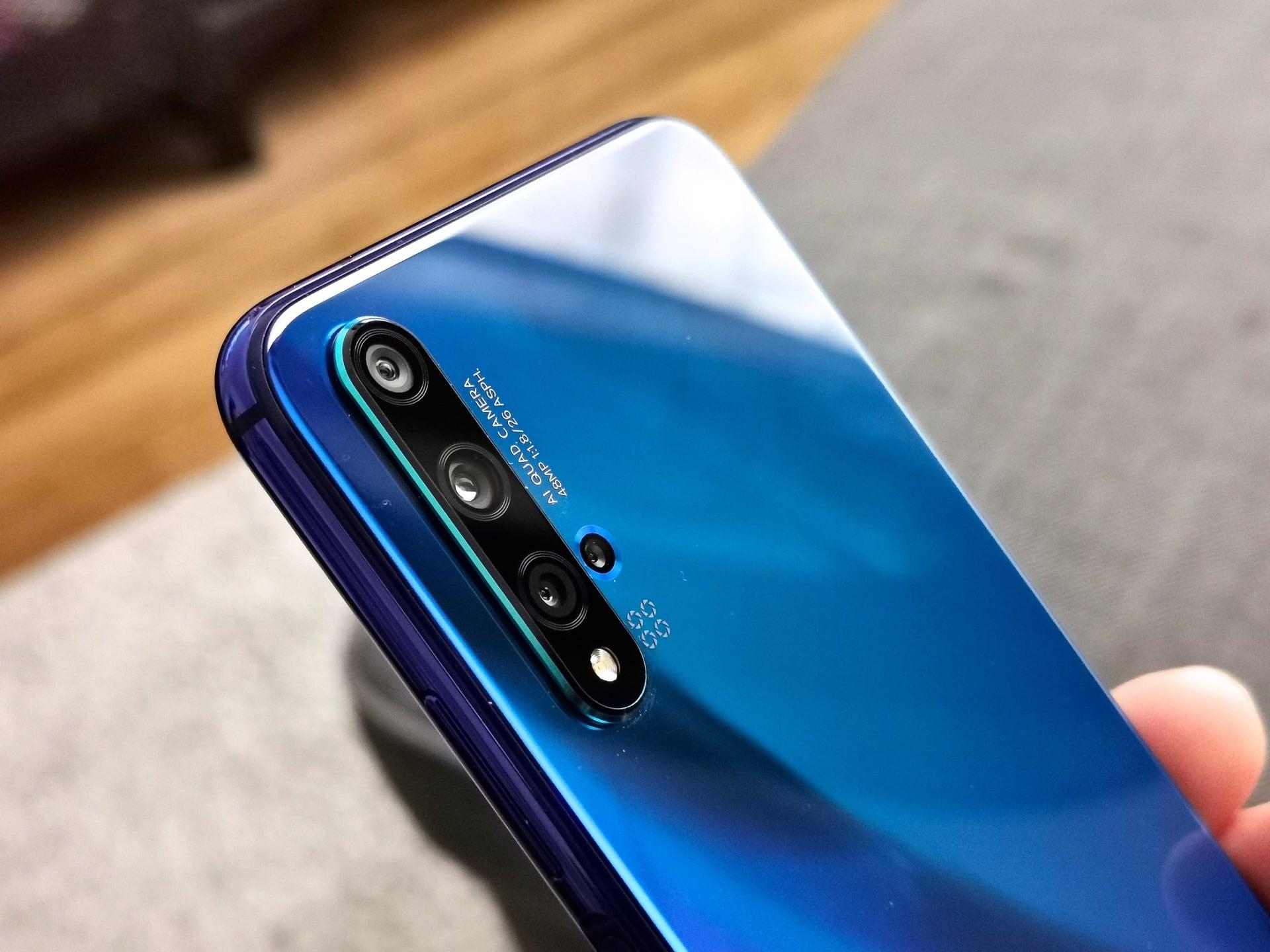 Test Huawei Nova 5T