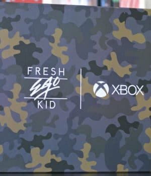 Xbox Fresh Ego Kid Night Ops Camo