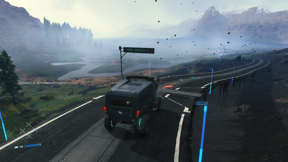 Avis Death Stranding PS4 Pro