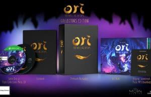 Precommande Ori 2 Collector Xbox