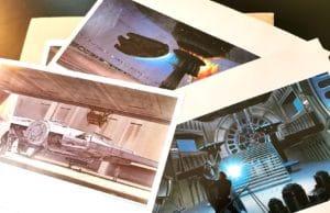 Star Wars Original Print McQuarrie