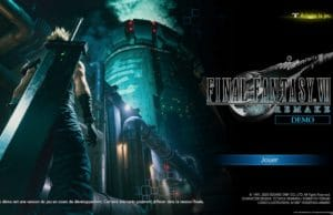 Avis Final Fantasy 7 Remake Demo