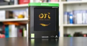 Unboxing Collector Ori and the will of the wisps Xbox