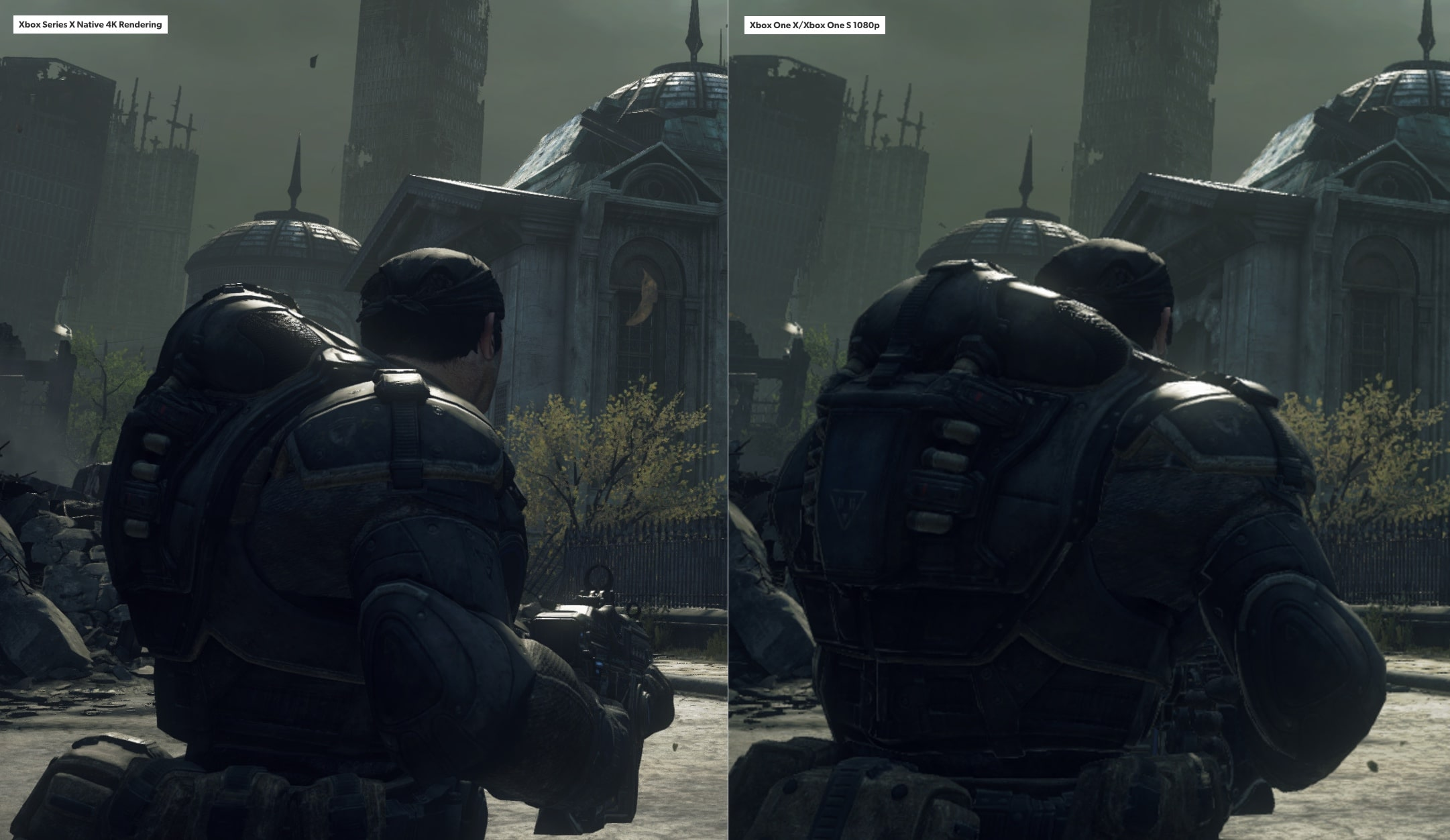 Xbox Series X Gears Of War