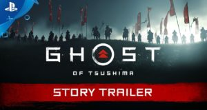 Trailer Ghost Of Tsushima date de sortie