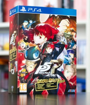 Unboxing Persona 5 Royal Collector