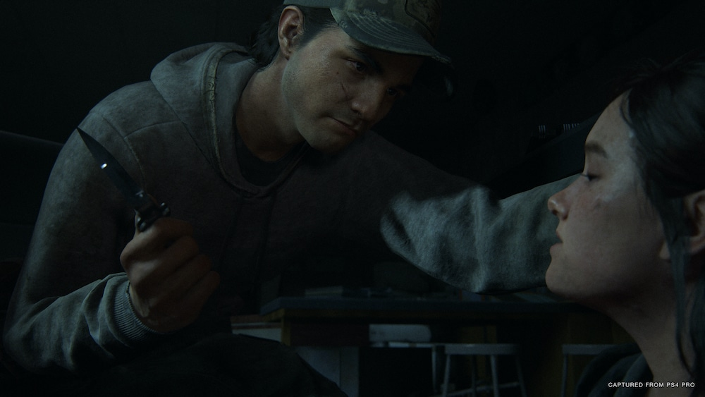 Test The Last Of Us Part II