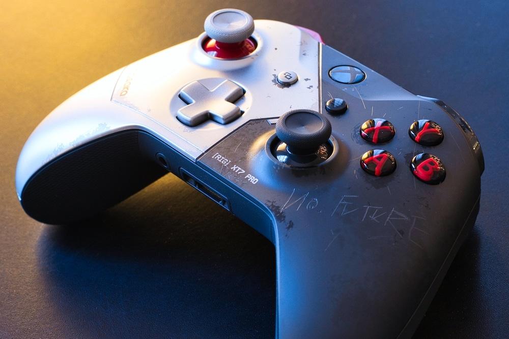 Manette Xbox Cyberpunk 2077