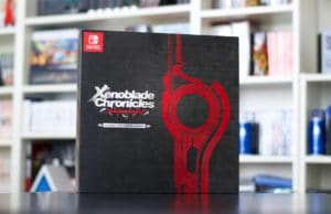 Unboxing Xenoblade Chronicles Collector Switch
