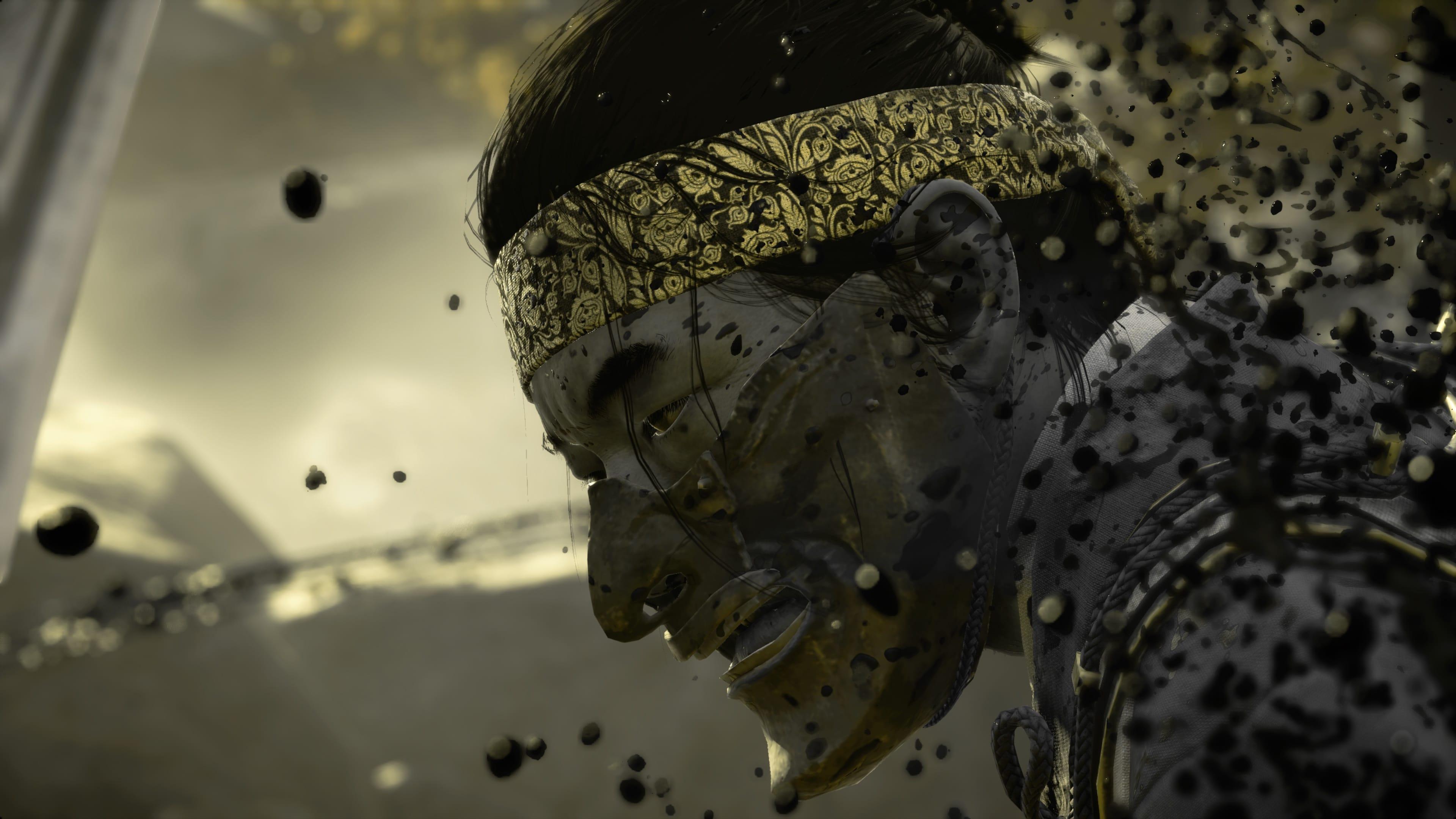 Screenshot 4K Ghost Of Tsushima 7