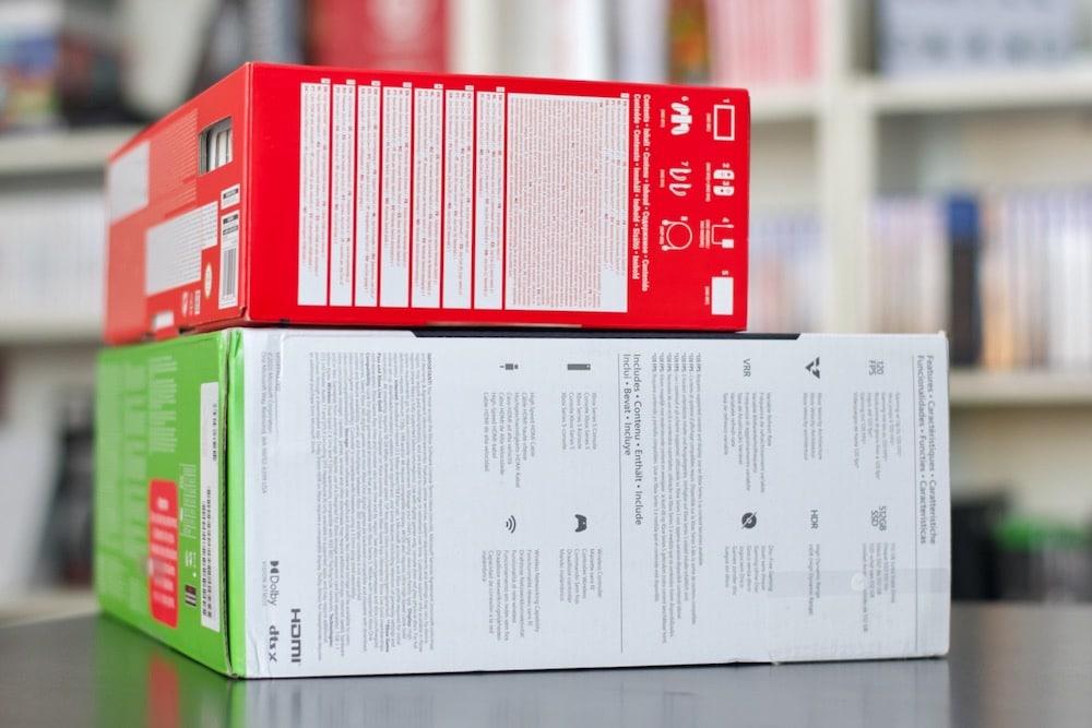 Xbox Series S size