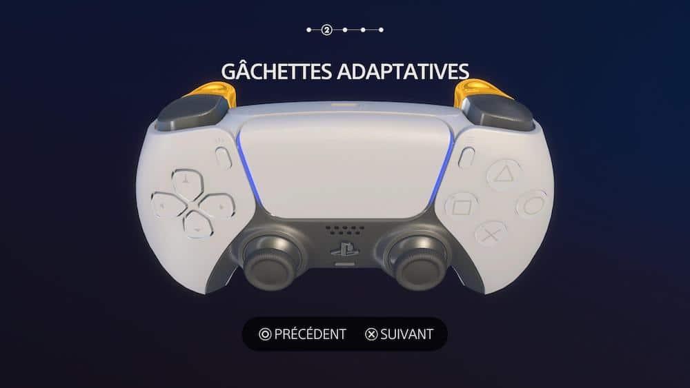 Avis dualsense PS5