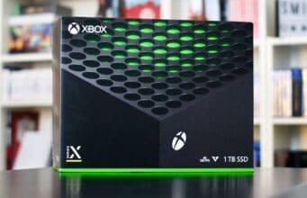 Unboxing Xbox Series X