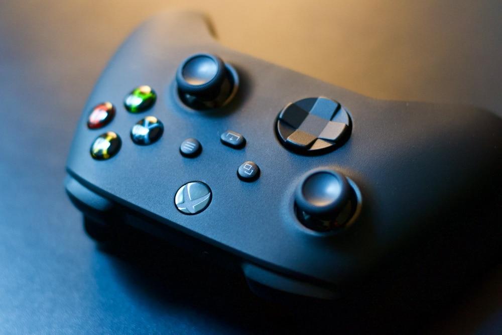 XSX controller