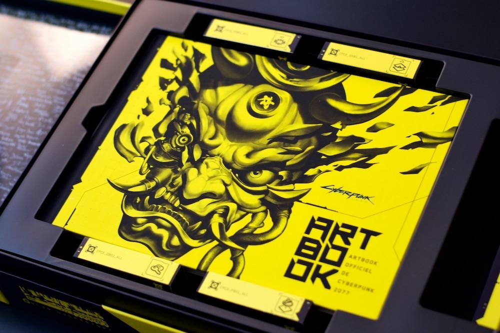 Artbook Cyberpunk 2077