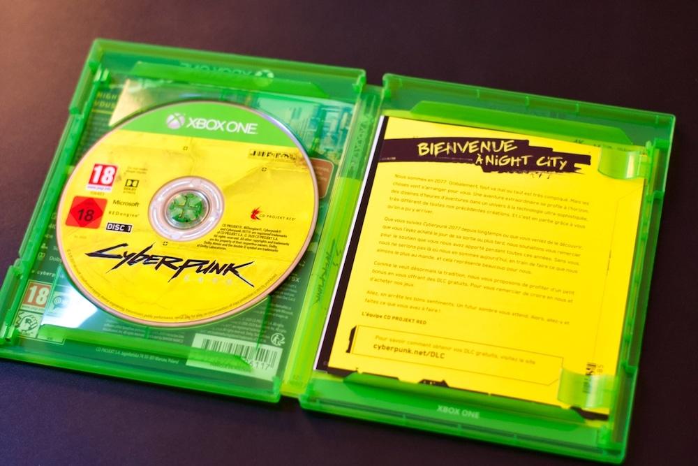 Cyberpunk Xbox Series X