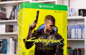 Unboxing Cyberpunk 2077 Collector