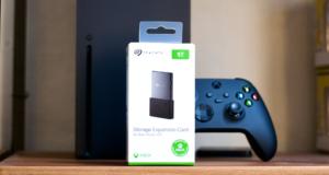 SSD Xbox Series X Seagate
