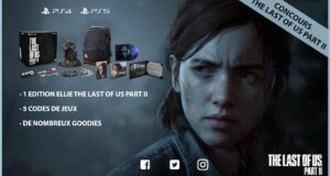 CONCOURS THE LAST OF US PART II