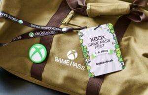 Xbox Game Pass Festival