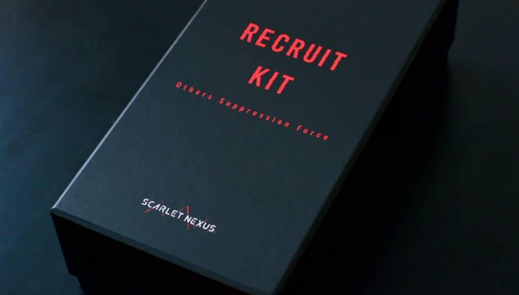 Press Kit Scarlet Nexus
