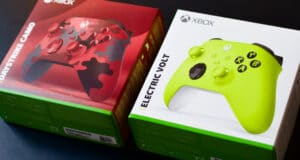 Unboxing Manettes Xbox Series