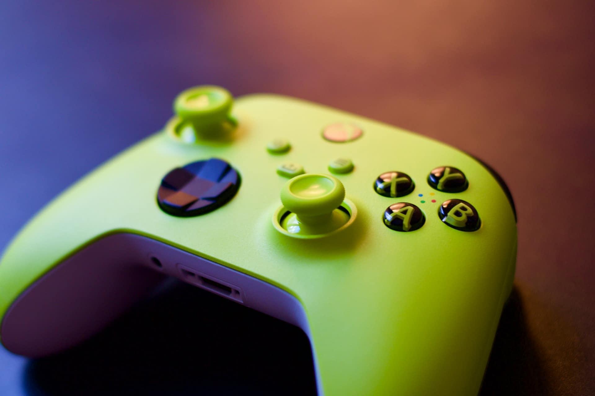 Manette Xbox Electric Volt