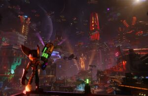 Platine Ratchet and Clank PS5